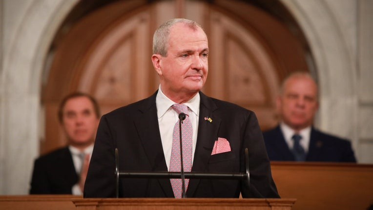 New Jersey Gov. Phil Murphy delivers his second State of the State address