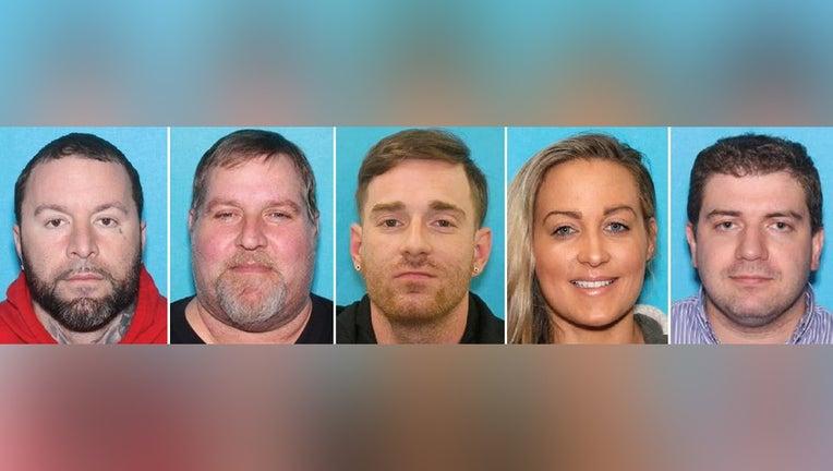 Operation Zombie defendants