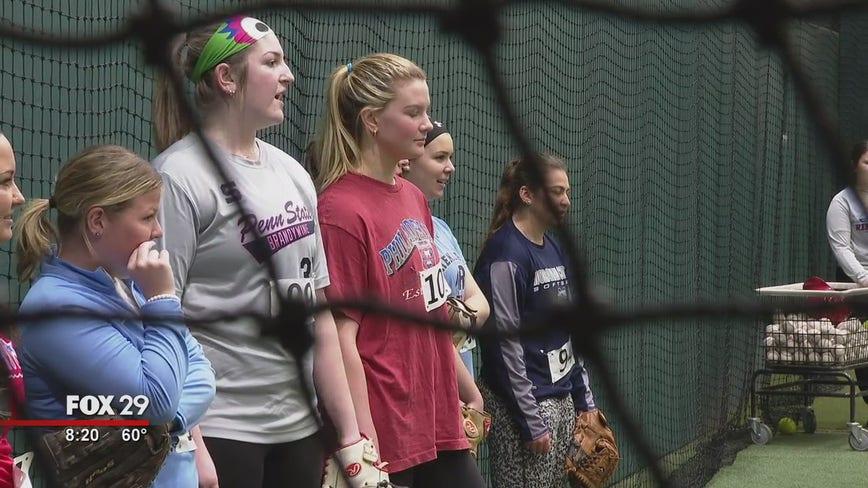 What it takes to become a Philadelphia Phillies ballgirl