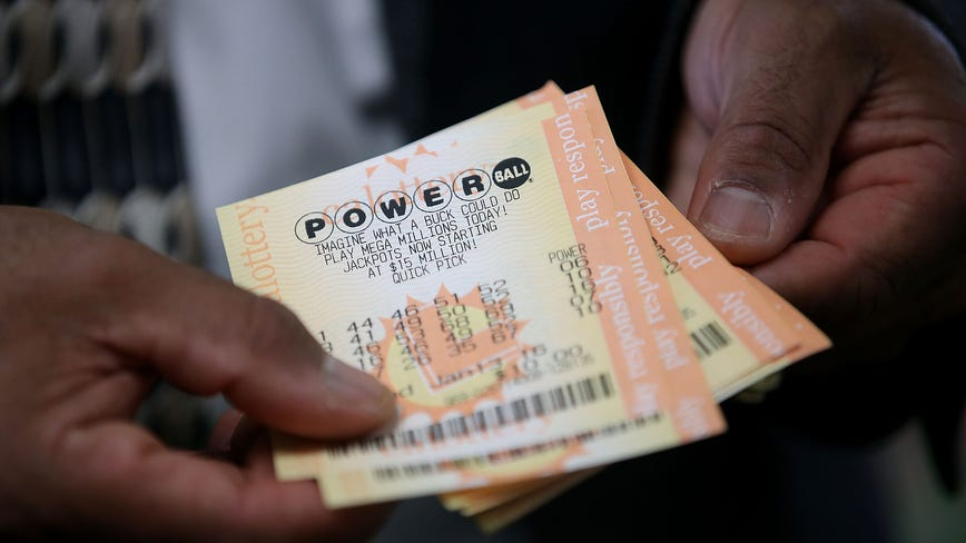 Winning ticket for $190 million Powerball jackpot sold in New Jersey