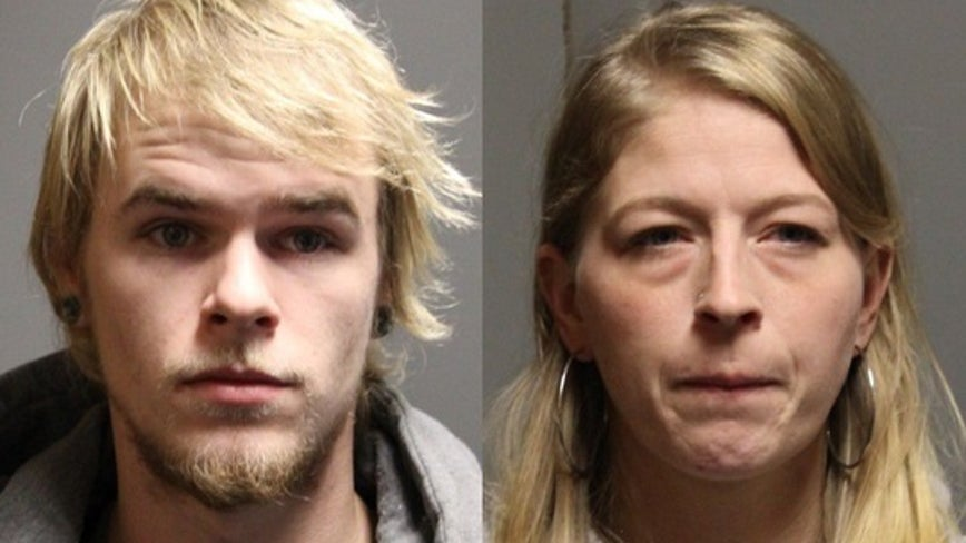 Del. parents accused of kicking baby on camera charged