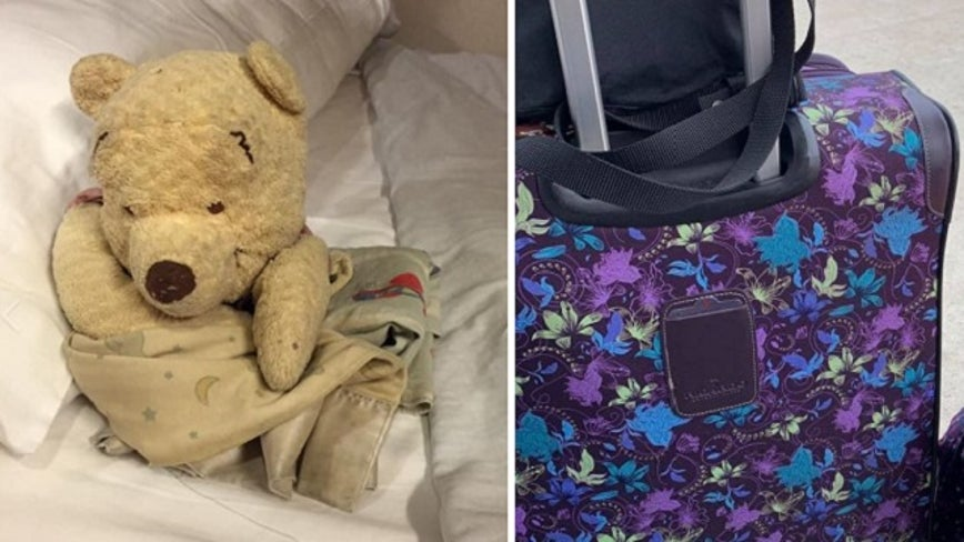 Woman pleads for help finding beloved Winnie the Pooh bear