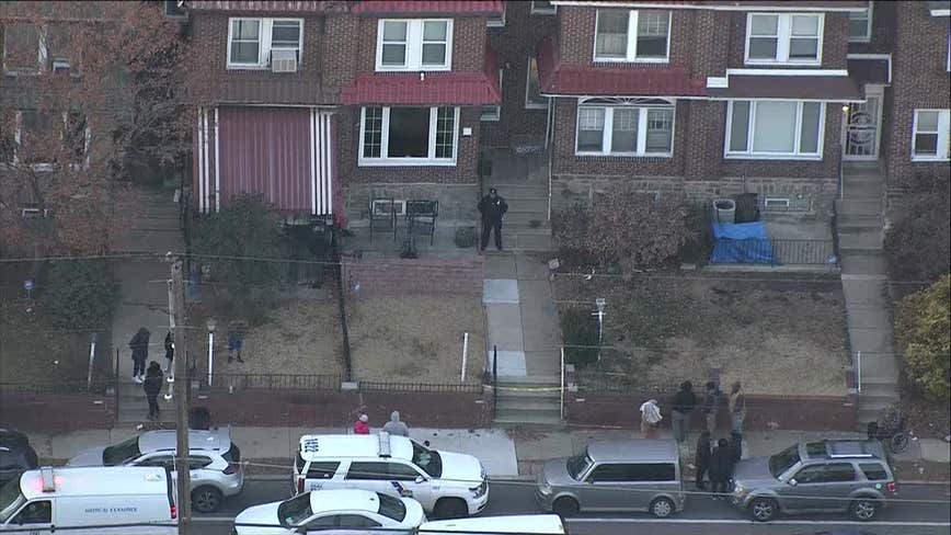 Police: Man found shot to death inside West Oak Lane home