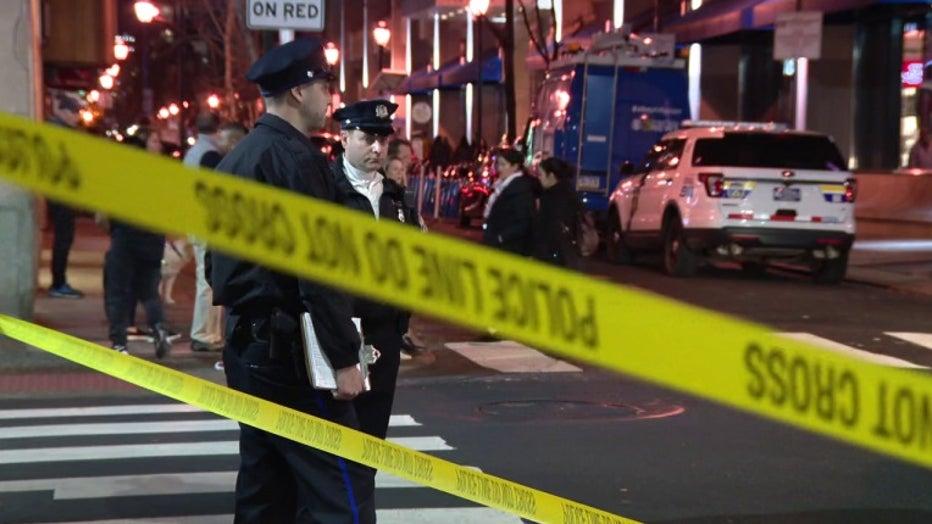 Sansom Street fatal stabbing