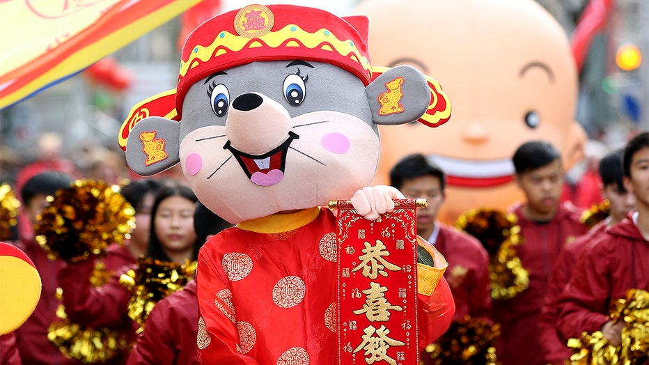 Chinese New Year celebrations in Lisbon