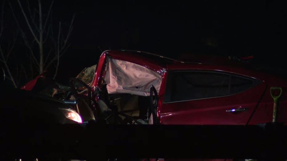 Blue Route fatal crash