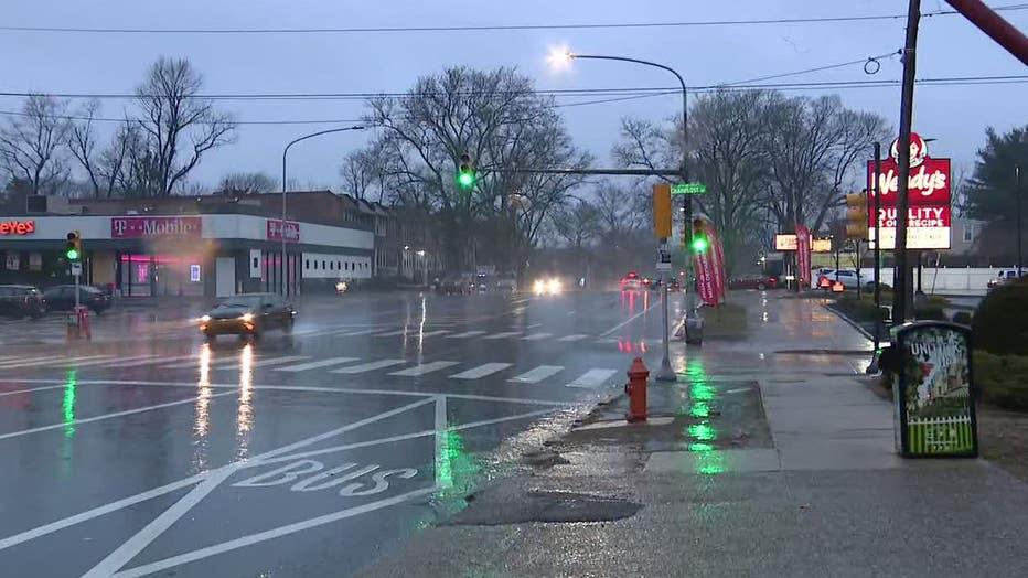 North Broad Street hit-and-run