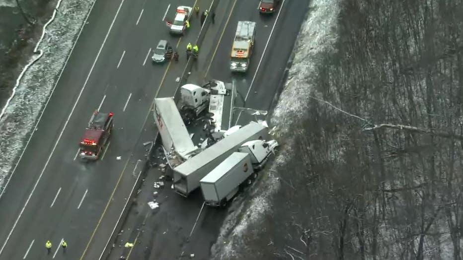 Deadly PA Turnpike crash