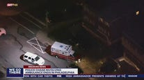 Police capture suspect after stolen ambulance chase in Philadelphia
