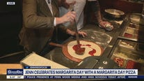 Celebrate Margarita Day with a Margarita pizza