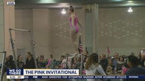 Pink Invitational will feature over 4,000 gymnasts for a good cause!