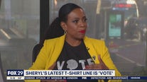 Sheryl Lee Ralph talks Lov'n My Curves at Philly Fashion Week