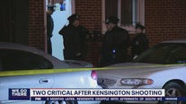 Police: Man, woman shot inside Kensington apartment