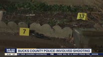 Suspect hospitalized following standoff, officer-involved shooting