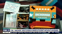 Board game designers introduce 'Anchorman' game on Good Day