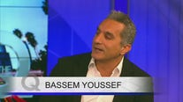 Bassem Youssef sits down with Quincy