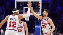 Korkmaz, Simmons lead 76ers past Grizzlies 119-107