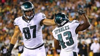 Eagles hire Celek, Barwin, Sproles to front office positions