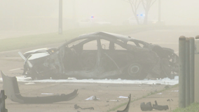 Street racing crash in Dallas leads to death of innocent driver