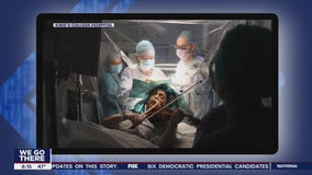 Click This: Patient plays violin during brain tumor removal