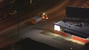 Tow truck tries to stop stolen ambulance during Philly pursuit