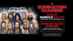 Enter here: WWE Elimination Chamber Watch & Win Giveaway