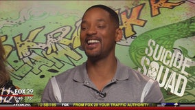 Suicide Squad interview with Will Smith and more