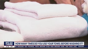 Whaddya Think? How many times do you use your towel before washing it?