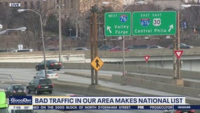 Pennsylvania makes list for worst bottlenecks in the country