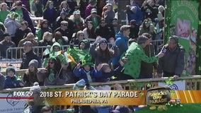 Philadelphia St. Patrick's Day Parade: St. Katherine of Siena