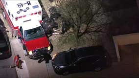 Police capture suspect following stolen ambulance chase in Northeast Philadelphia