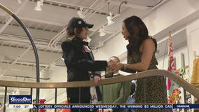 Alex Holley honored as a 'Woman of Substance and Style' at Joan Shepp