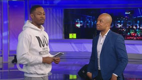 Author Kareem L. Williams talks about his new book 'Step Aside'