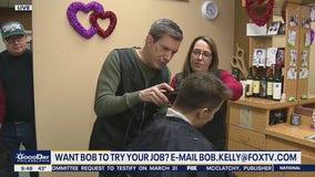 Bob on the Job: Lou's Barber Shop