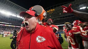 'First class coach': Andy Reid secures first Super Bowl win