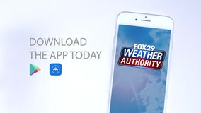 Download the FOX 29 Weather Authority App!