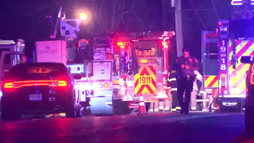 One person dies after vehicle hits a pole in Gloucester County
