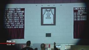 Kobe Bryant honored as hometown hero at Lower Merion High School