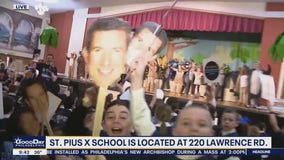 Kelly's Classroom: St. Pius School