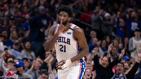 Embiid's 'villainous' social media posts create late-night drama for 76ers, fans