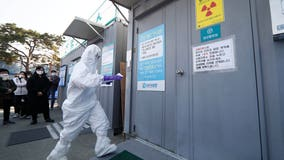 South Korean coronavirus cases jump again, 1st US soldier infected