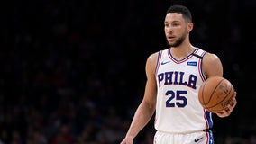 76ers' Ben Simmons out at least 2 more weeks with back injury