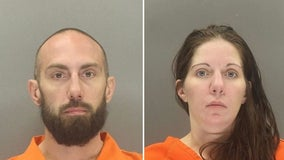 Prosecutors: Mount Holly couple charged after toddler ingests fentanyl, meth