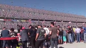 More than 100,000 racing fans expected to pack stands for Daytona 500