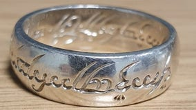 Police become inundated with 'Lord of the Rings' jokes after plea to find owner of stolen ring