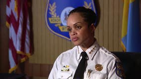 One-on-one with Philadelphia Police Commissioner Danielle Outlaw