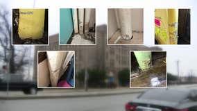 Officials: Clara Barton, James Sullivan elementary schools closed after damaged asbestos discovered