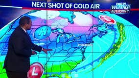 Weather Authority: Mostly sunny, cold Thursday