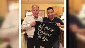 Basketball coach in Montgomery County donates kidney to fellow coach