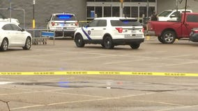 Gunman dead, 2 officers hurt in shooting at Arkansas Walmart